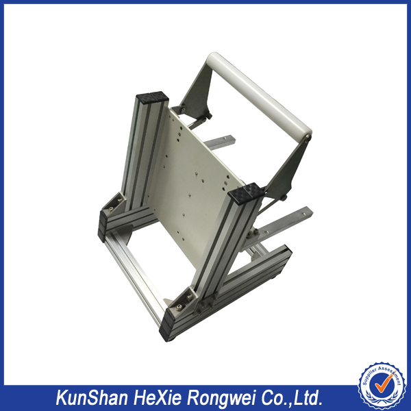 Electricity micro test fixture pcb jig clamp manufacturer