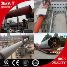 Magnesium metal rotary kiln supplier