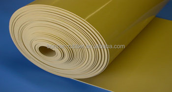 25% CR Vulcanized sheeting rubber manufacture in China