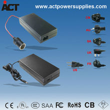 CE SAA approved power supply 12v 10a adapter ACT-120100