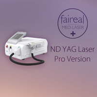 Multifunctional Q Switch Nd Yag Long Pulse Laser Tattoo Removal Birthmark Removal