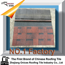 Building Material 3 Tab Roofing Wall Tiles Asphalt Shingles