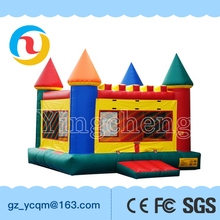 Custom Made bouncy castle prices PVC inflatable bounce house