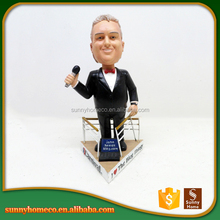 Factory Wholesale Custom Polyresin Bobblehead