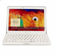 Aluminium Bluetooth Keyboard Case For Samsung Galaxy Note 10.1