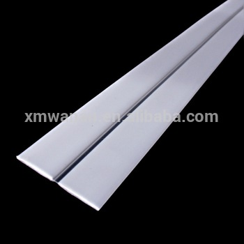 White Pvc Flexible Plastic Strip Buy Flexible Plastic