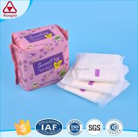 superior wholesale feminine sanitary pad OEM service lady's pad