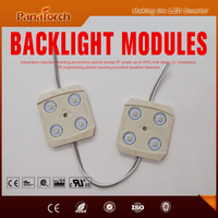 High lumen back light signage Led signage module 4 leds SMD2835 Led module