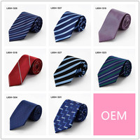 Wholesale 100% silk fabric for tie silk tie sets with gift boxes