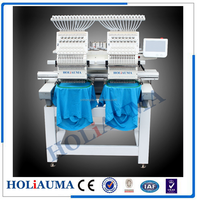 HOLIAUMA 2 head embroidery design like barudan embroidery machine prices