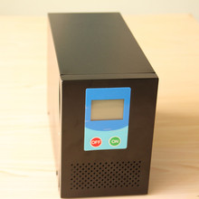 Low frequency 1kw pure sine wave power frequency inverter with charger ups function and LCD display