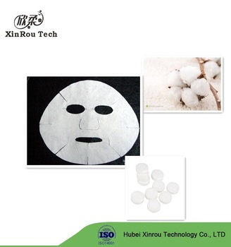 Wholesale 100% Cotton Coin Copmressed Facial Mask Sheet