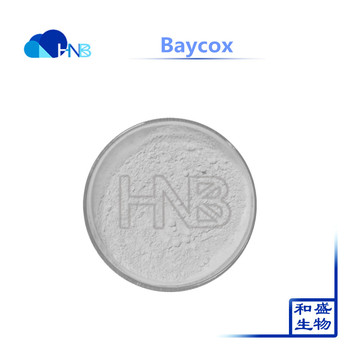 High quality Toltrazuril, Baycox CAS 69004-03-1 with competitive price