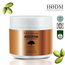 Beauty products manufacturer bio argan oil hair mask wholesale,natural extract herbal argan oil mask for hair Repair & Nourish