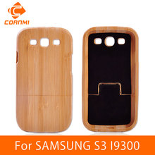 CORNMI For SAMSUNG GALAXY S3 Hard Cases Wood Case Back Cover
