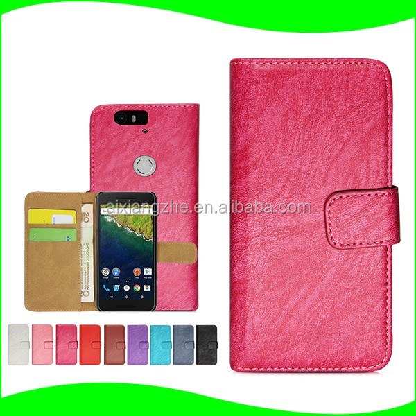 New China Products For Sale Waterproof Leather Book Cover For Lg v20 Celulares Android Mobile Phone Case
