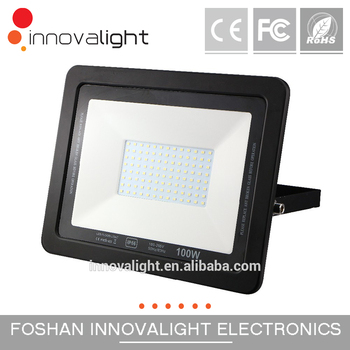 INNOVALIGHT Save energy floor 100w aluminum profile led strip flood light outdoor lighting