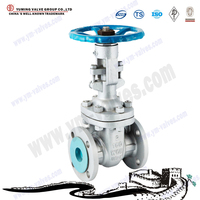 150LB Non rising stem CS/WCB 2 inch gate valve with prices