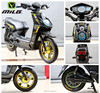 800W powered by electricity scooter adult electric motorcycle bajaj pulsar 220 price