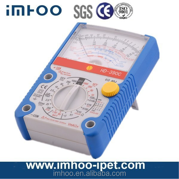high-quality sanwa analog multimeter