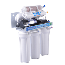 6 stages home use pre-filtration R.O water purifier reverse osmosis water filters