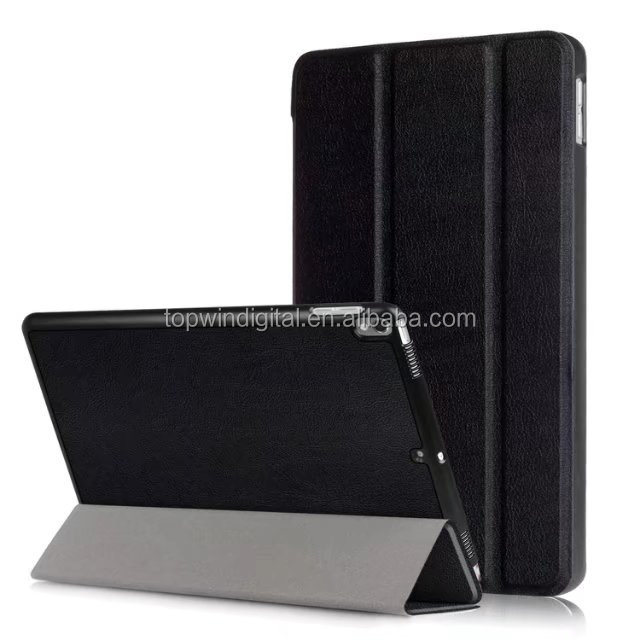 "New Arrival Karst 3 Folding Flip Protective Case Cover For New Ipad Pro 10.5"" 2017 With Wake Up Function"