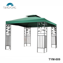 Well-designed metal manufacture and lightweight gazebos for sale