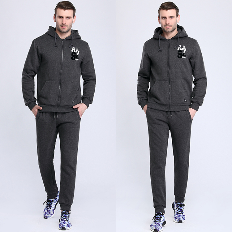 8445 Top Selling Fashion Men Jogger Hoodies Tracksuits Sportswear High Quality Professional Man Casual Sweatshirt Sport Suit