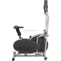 Elliptical Bike/Cross Trainer with training computer home gym