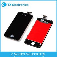 Wholesale top quality for iphone 5s lcd digitizer assembly,for iphone 4g lcd