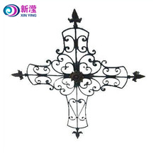 2018 Handicraft art Hanging decor unique wall hanging metal cross