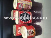 Corned beef , Mixed corned beed and chicken RTE