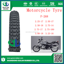 2.25-17 2.50-18 2.75-17 2.75-18 Chinese Hot Sale Motorcycle Tire