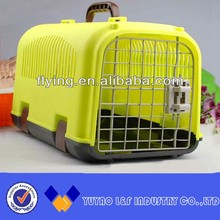 hot selling design Plastic pet carriers fashionable