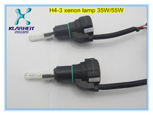 Wholesale high quality 12V 24V AC xenon 35w oem hid bulbs H4 hi/low