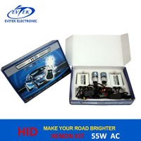 Hottest sale AC 35w 55w H4 H13 9004 9007 Xenon Hid Conversion Kit 6000k 8000k