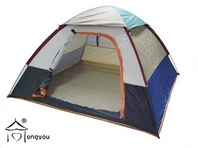 double layer small dog bed tent house