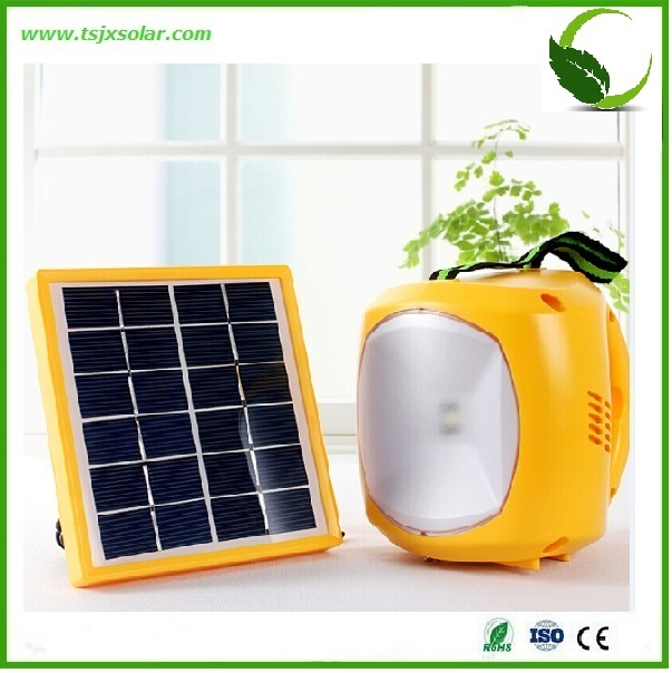 Led Portable Waterproof Hangning Solar Camping Lantern with radio