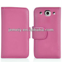 For LG optimus g pro leather wallet case mobile phone case
