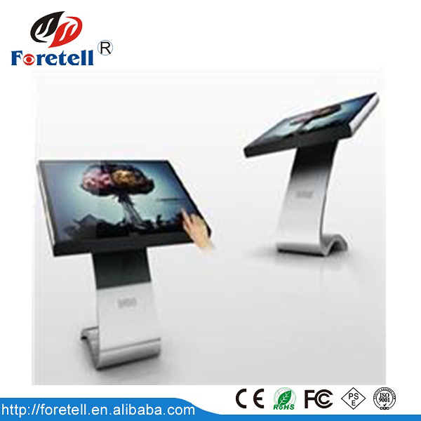 Big size 47 inch touch screen advertising machine/advertising display screen