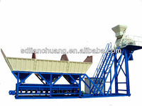 YHZS25 movable concrete batching plant