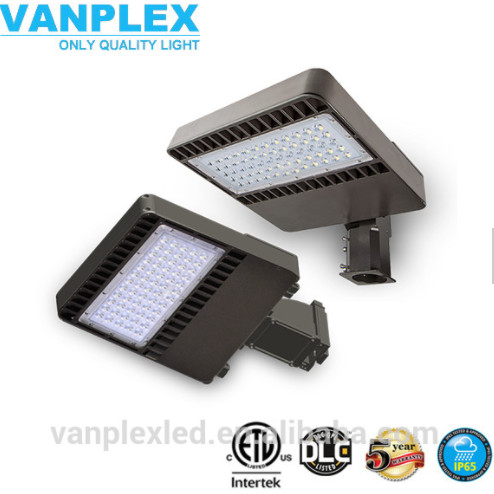 ETL,DLC High pole led shoebox lighting LED street parking lot lights 150w 200w 300w 400w