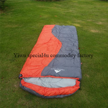 SPKD-187 2017 new arrival sleeping bag for camping pods outdoor sleeping bags