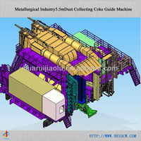 Metallurgical Industry 5.5m Dust Collecting Coke Guide Machine