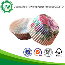 Wholesale Customized flower Decoration Paper Cupcake/baking cake cup