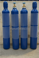 2015 hot sale ISO9809-3 159mm-15L Latest model Refilled oxygen cylinder MADE IN CHINA sample cylinder