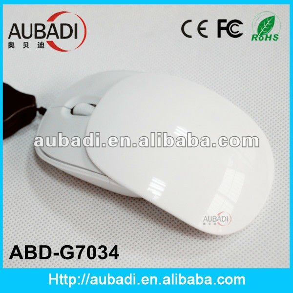 Computer Parts And Accessories, Wired 3D Mouse With Cover