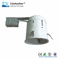 wholesale 5 inch remodel NON-IC led housing Montreal