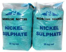 98.5% industry Nickel sulphate best price