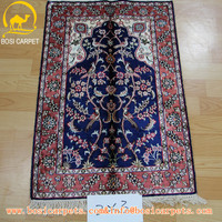 2x3ft good quality new style handknotted pakistan carpet for children prayer in 2016